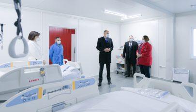 Iohannis: a települések vesztegzár alá vonásával ellenőrzés alatt tartható a járvány
