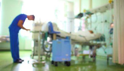 Már csak 80 intenzív terápiás ágy áll rendelkezésre a romániai kórházakban