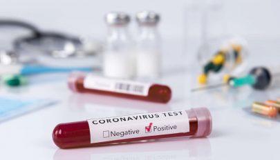 A megye hat településén haladja meg a négy ezreléket a fertőzöttségi ráta