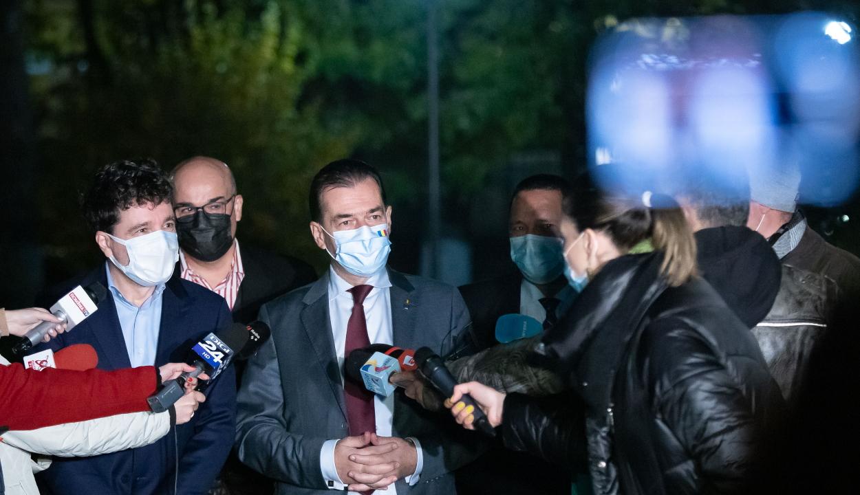 Orban: a szükségállapot alatt alkalmazott magas bírságoknak megvolt a hatásuk