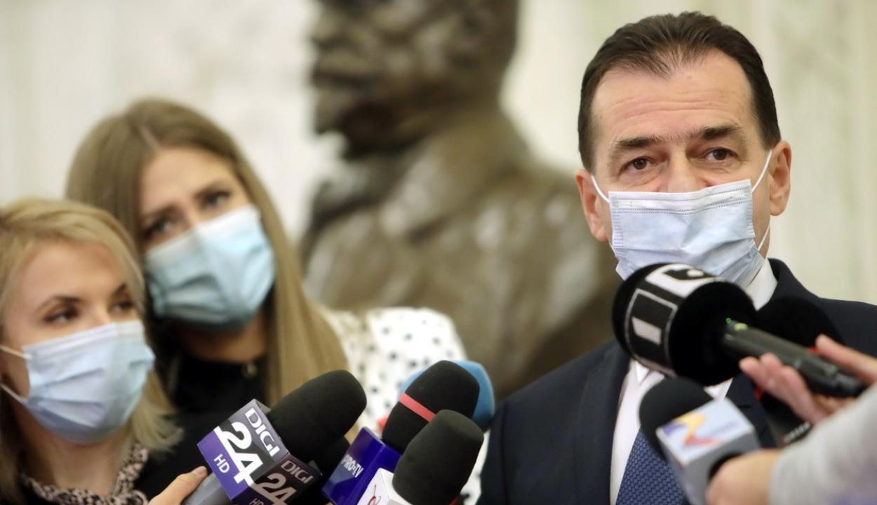 Egyelőre nem mondana le a PNL éléről Ludovic Orban