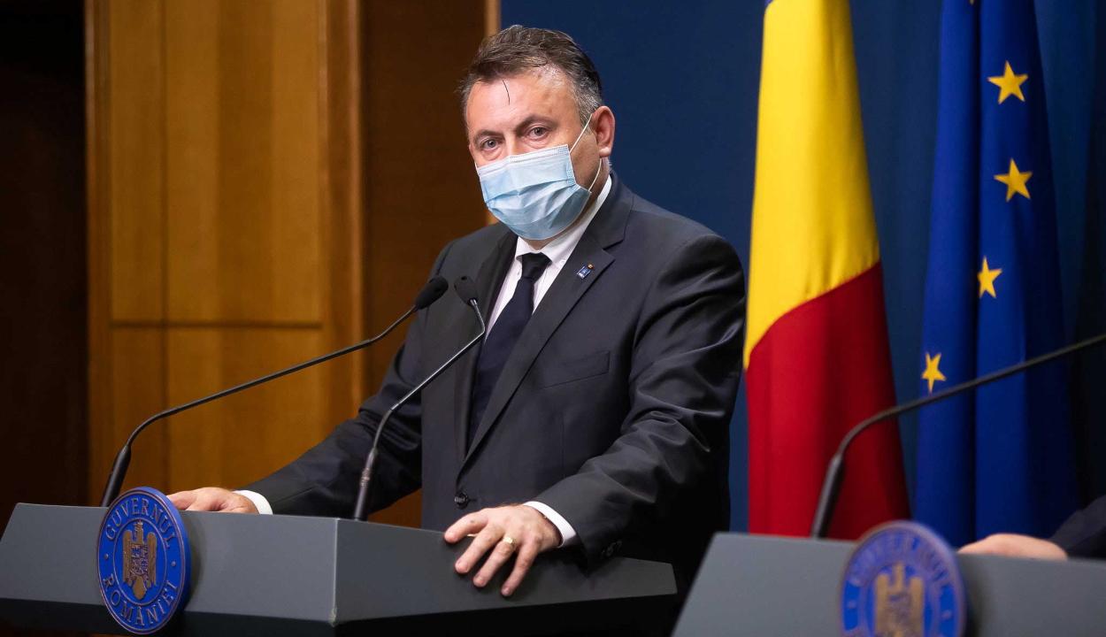 Tătaru a szülőknek: ne kezeljék otthon antibiotikummal gyerekeiket a koronavírus ellen