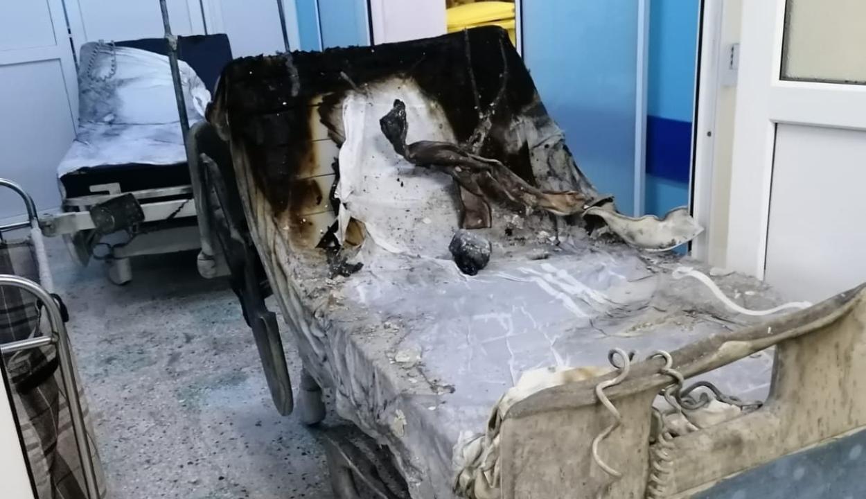 Piatra Neamț-i kórháztűz: nem sikerült minden áldozatot azonosítani