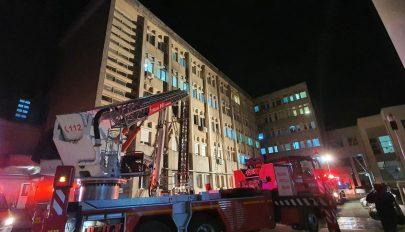 Tizenkettőre emelkedett a Piatra Neamț-i kórháztűz áldozatainak száma