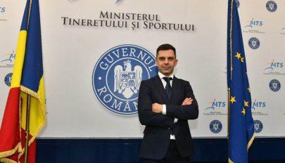 Nagy tervei vannak az új sportminiszternek