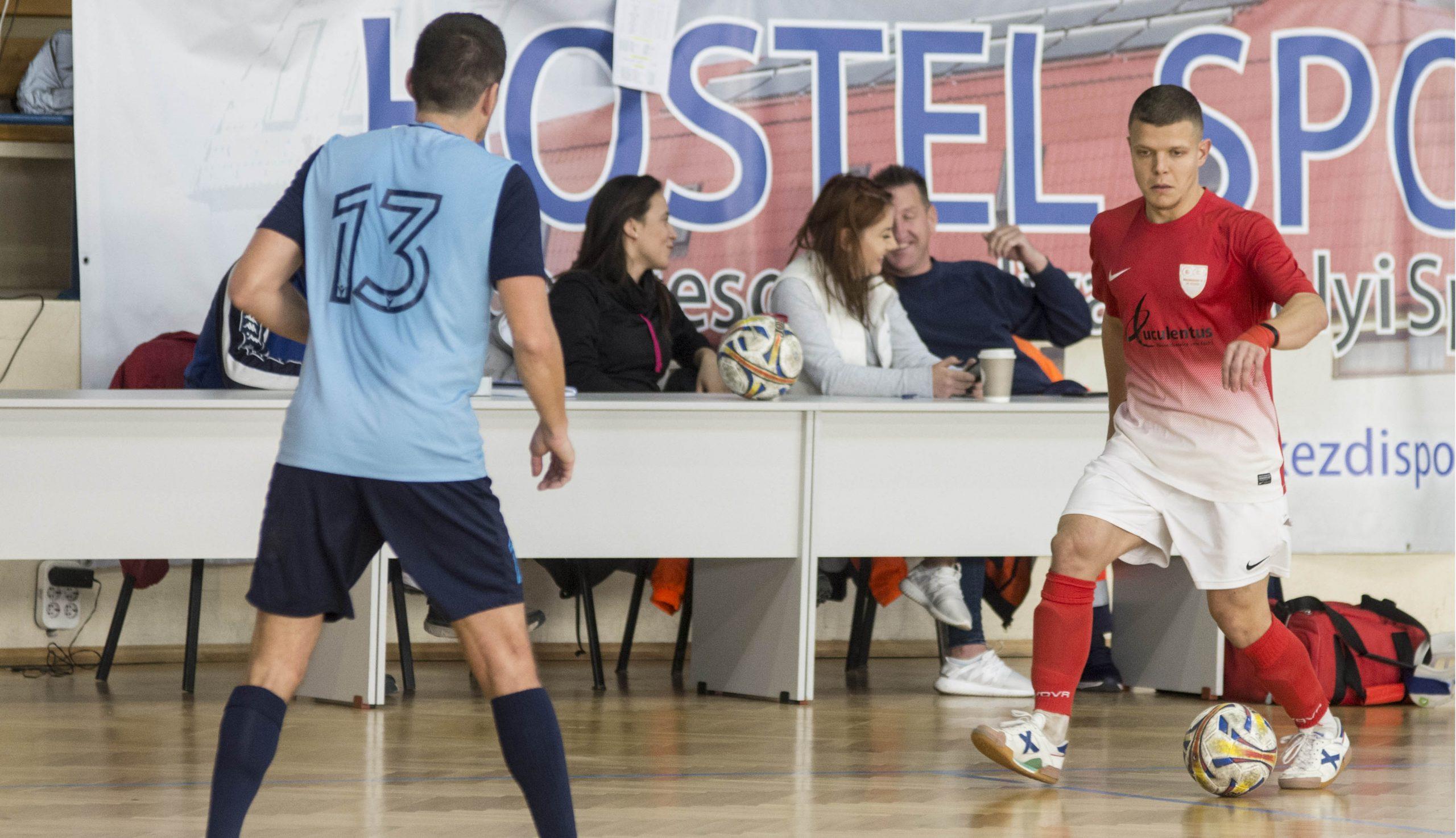 Első győzelmére hajt a KSE Futsal