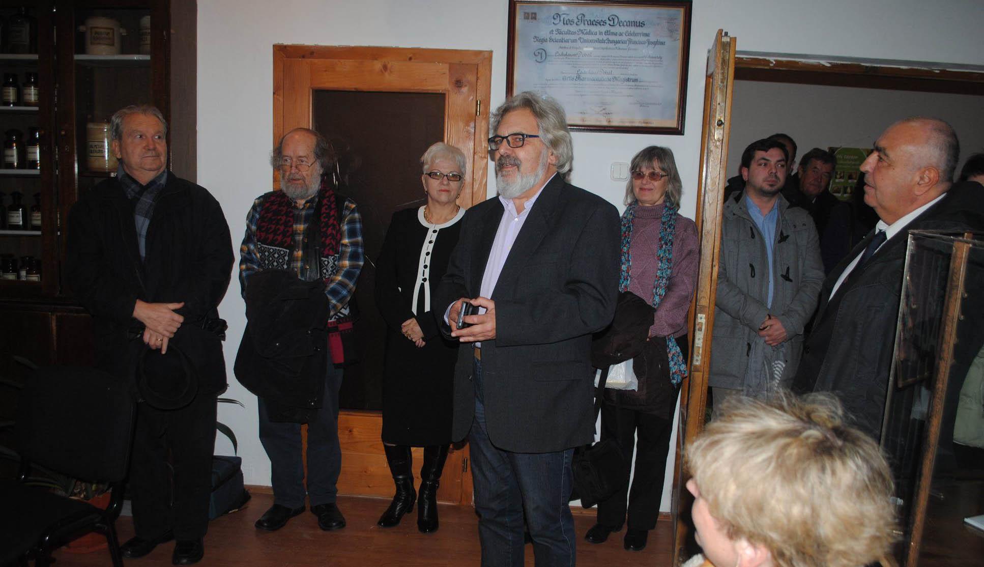 Beszélgetés Tóth László újságíróval