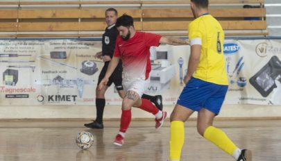 Kettőből kettő a KSE Futsalnak