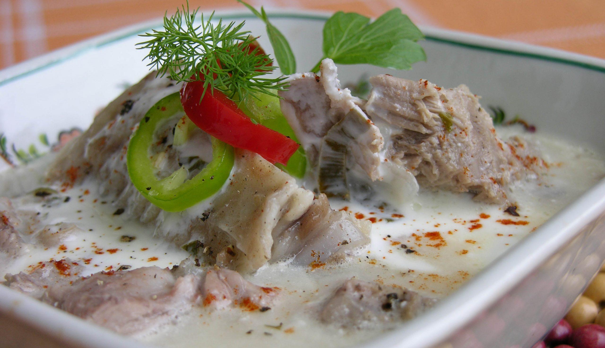 Kartoffelkächen & Kronstädter Schweinsklaue