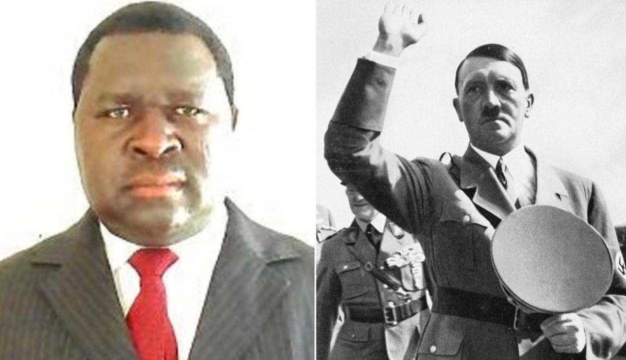 Tanácsosnak választották Namíbiában Adolf Hitlert