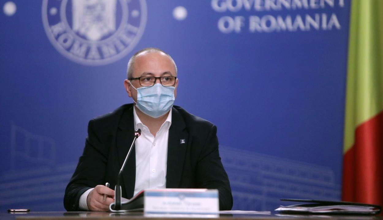 FRISSÍTVE: Lemondott kormányfőtitkári tisztségéről Antonel Tănase