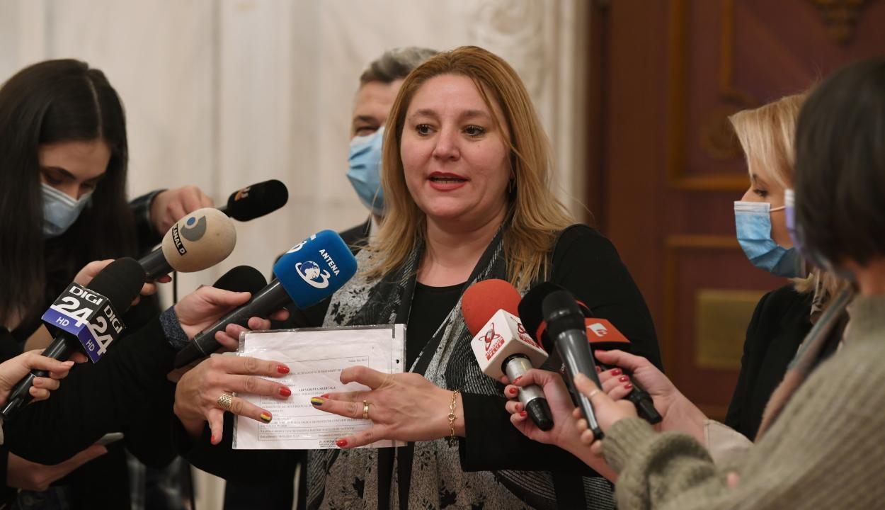 Új pártot alapít Diana Şoşoacă