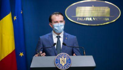 Cîţu: azt javasoljuk, hogy a parlament február 4-én fogadja el a költségvetést