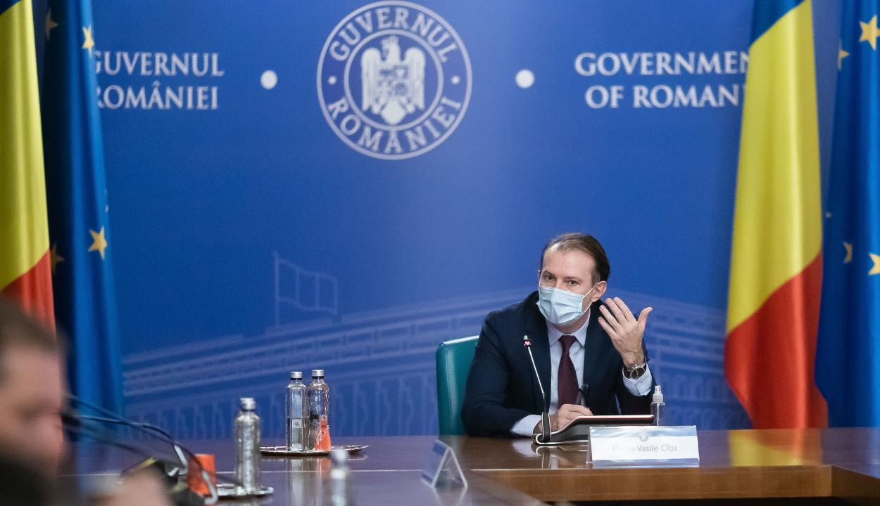 Cîţu visszavonta a rendeletet, amely miatt menesztette az egészségügyi minisztert
