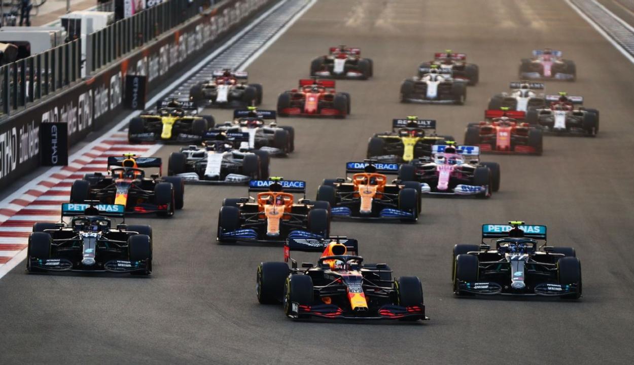 Forma-1: Verstappen nyerte az idény utolsó versenyét