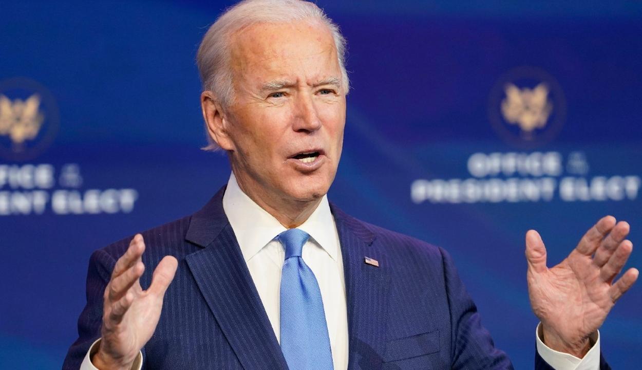 A fegyvertartás szigorítását jelentette be Joe Biden