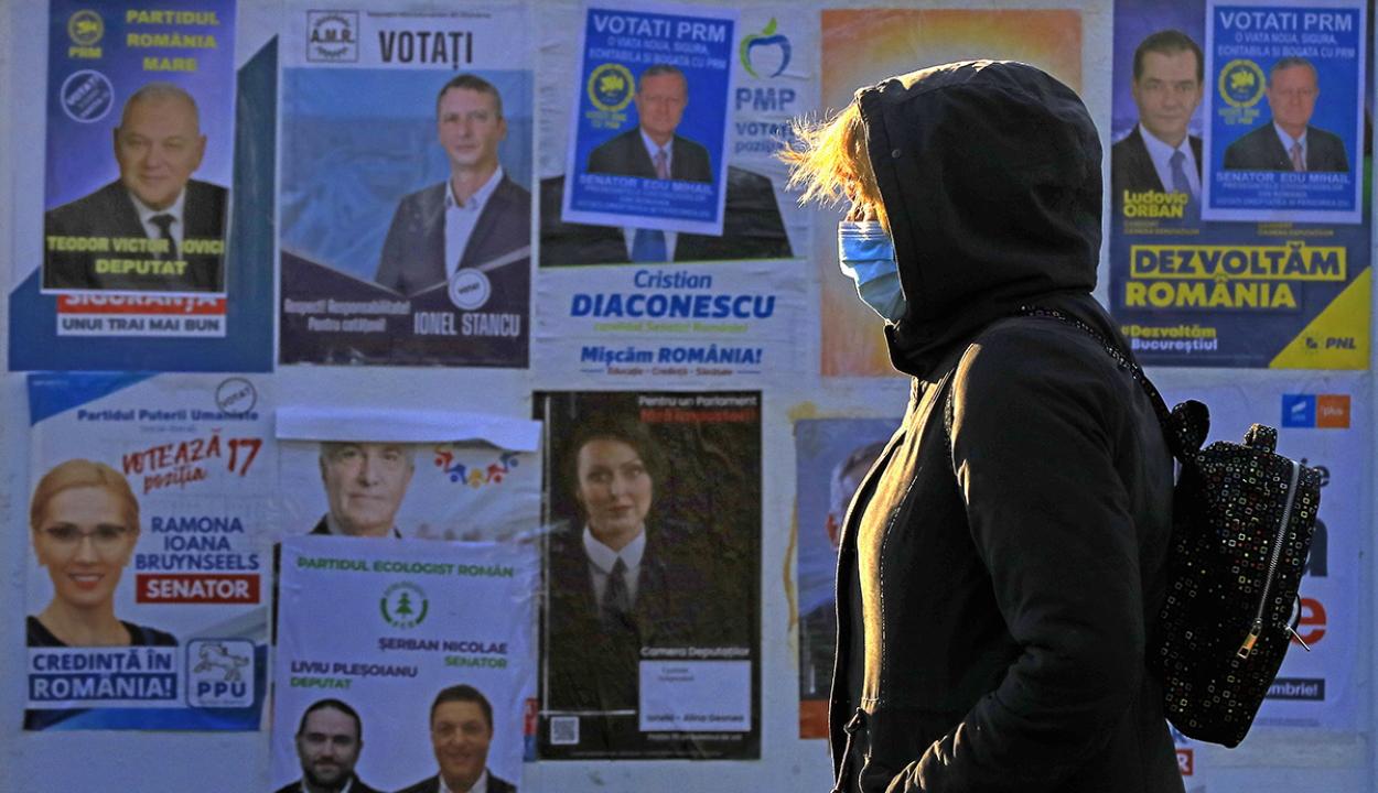 Péntek a választási kampány utolsó napja