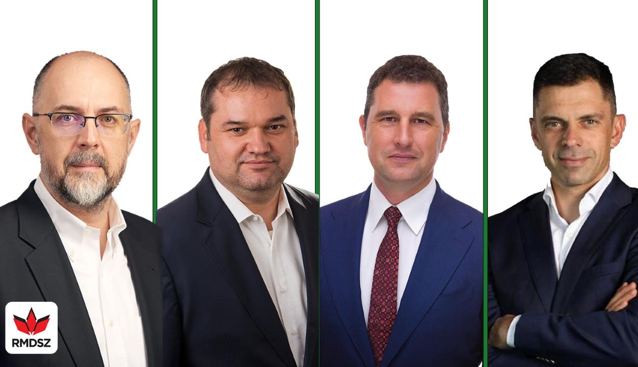 Az RMDSZ Kelemen Hunort, Cseke Attilát, Tánczos Barnát és Novák Eduárdot jelöli a kormányba