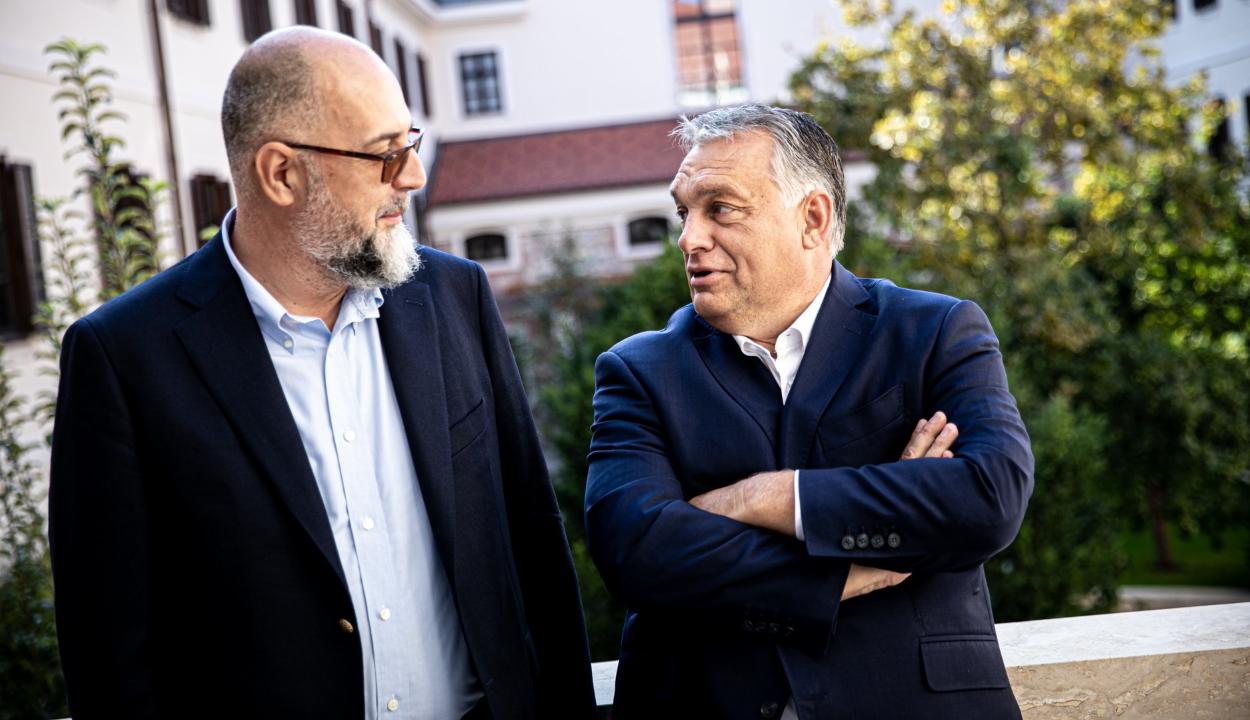 Orbán Viktor levélben gratulált Kelemen Hunornak a választási eredményhez