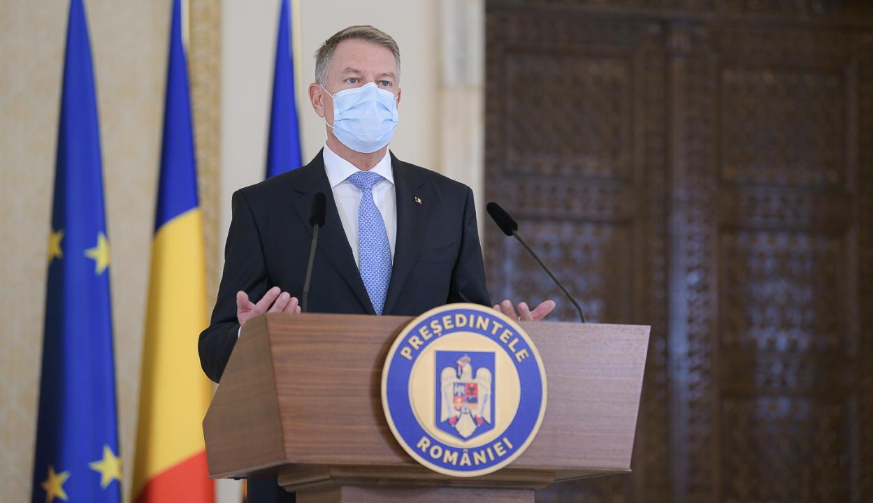 Iohannis magyarázatot vár az augusztus 10-i tüntetés dossziéjának lezárása miatt