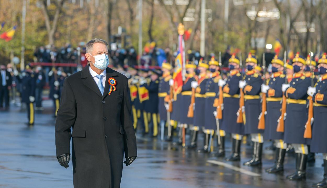 A nyilvánosság kizárásával ünneplik 2020-ban Románia nemzeti ünnepét