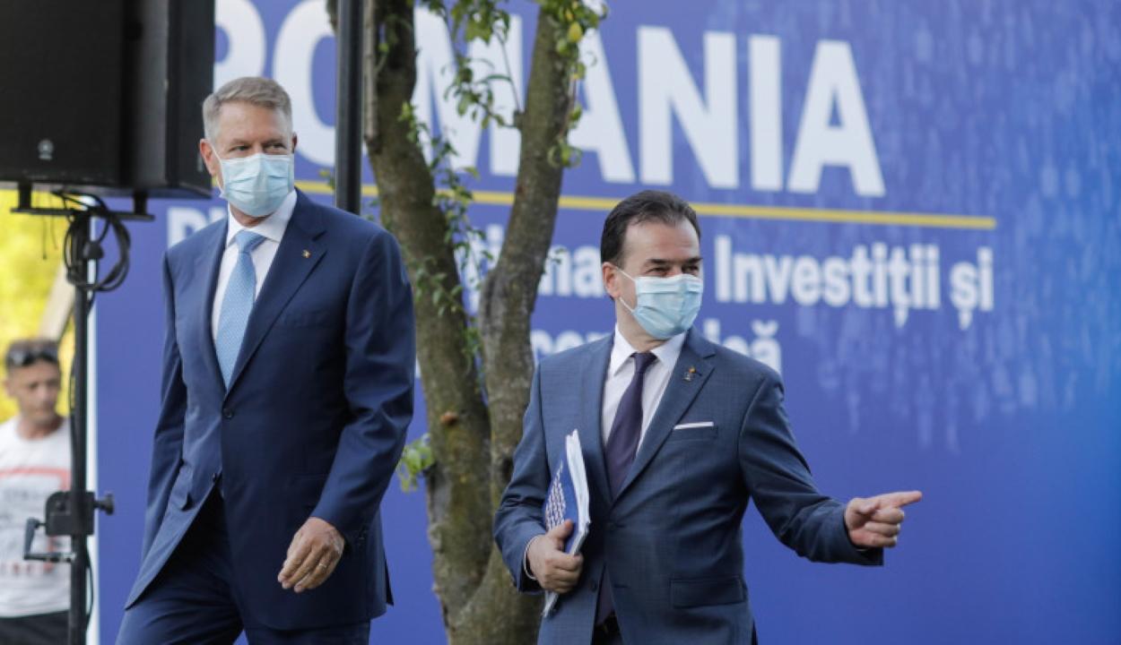 A PNL küldöttsége három miniszterelnök-jelöltet ajánl Klaus Iohannis államfő figyelmébe