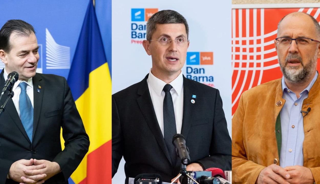 Folytatja a tanácskozást Ludovic Orban, Dan Barna és Kelemen Hunor