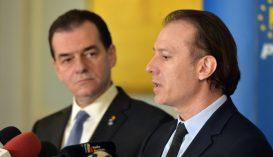 A liberálisok kitartanak Florin Cîțu mellett