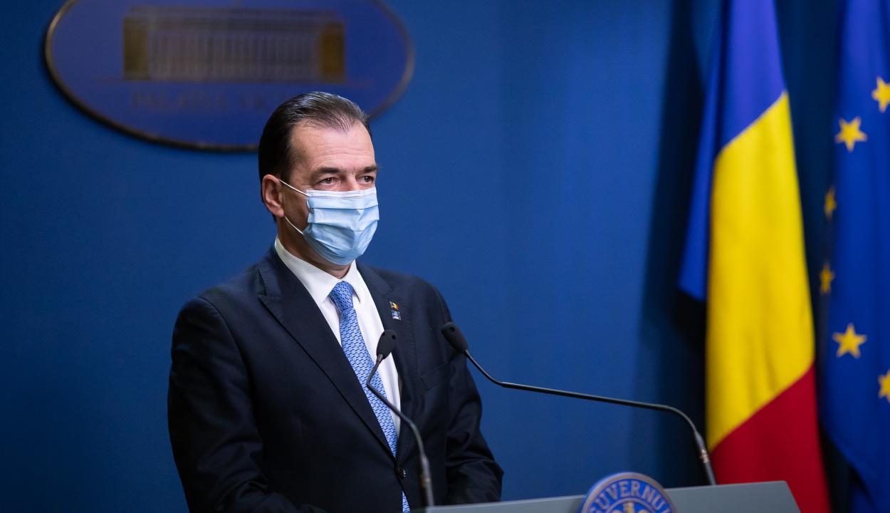 Bejelentette a kormányfői tisztségről való lemondását Ludovic Orban