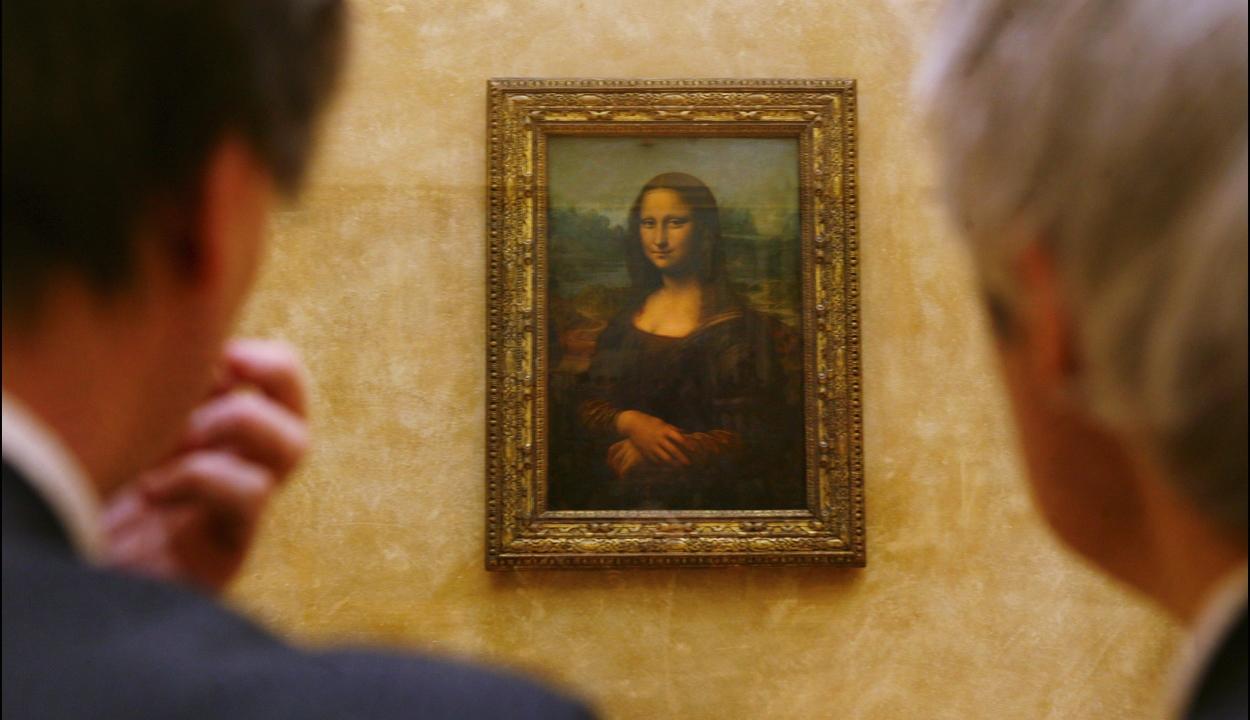 Akinek minden pénzt megért, hogy védőüveg nélkül lássa a Mona Lisa festményt