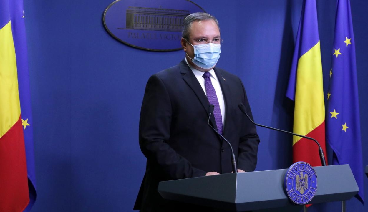 Ciucă: meghosszabbítjuk a vészhelyzetet, de nem zárjuk le az országot