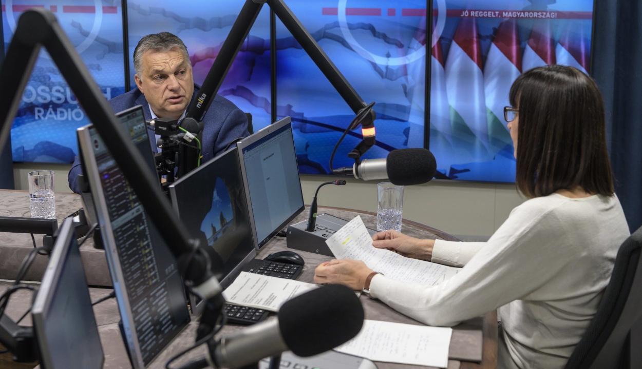 Orbán Viktor arra kéri az erdélyi magyarokat, támogassák az RMDSZ listáját