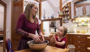 Évek óta ugyanazok a receptek kerülnek terítékre, ahogyan a díszítés, az ünneplés, a menü is hagyományos