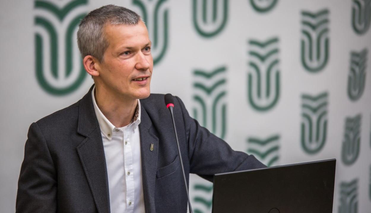 Dr. Tonk Márton lesz a Sapientia EMTE új rektora