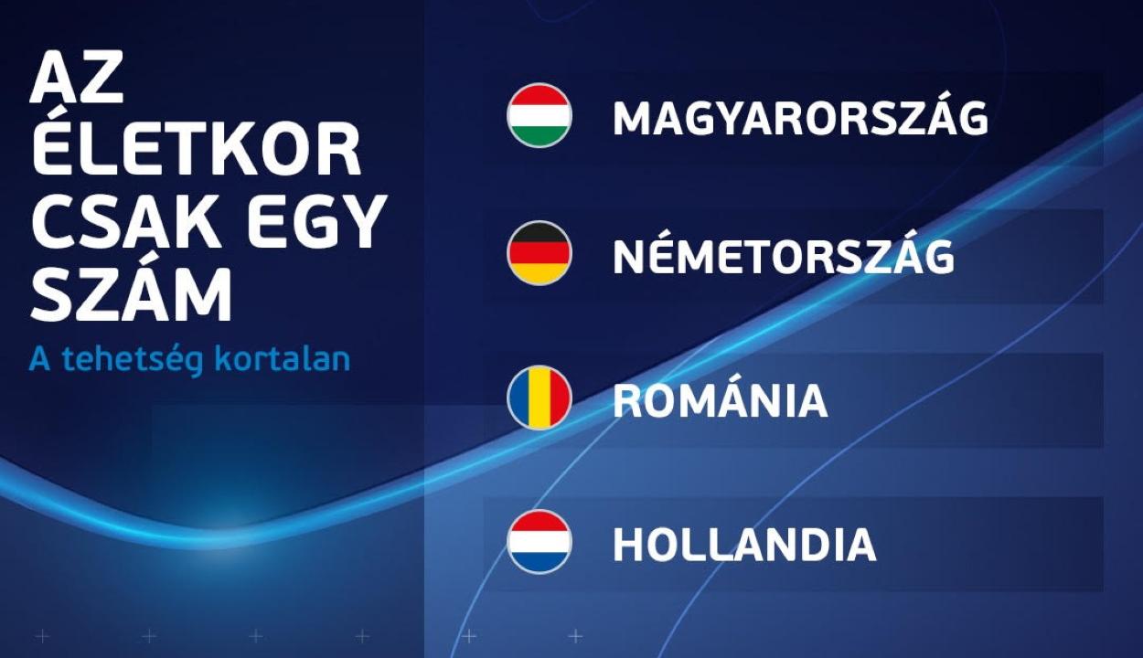 Labdarúgó U21-es Eb: egy csoportba került Magyarország és Románia