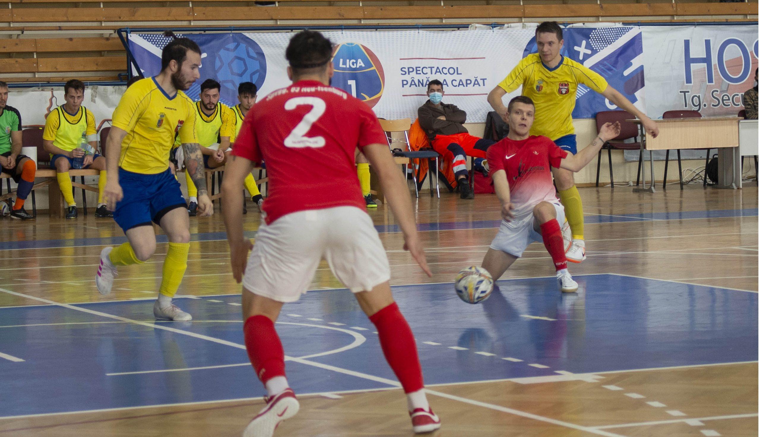 Újra pályán a KSE Futsal
