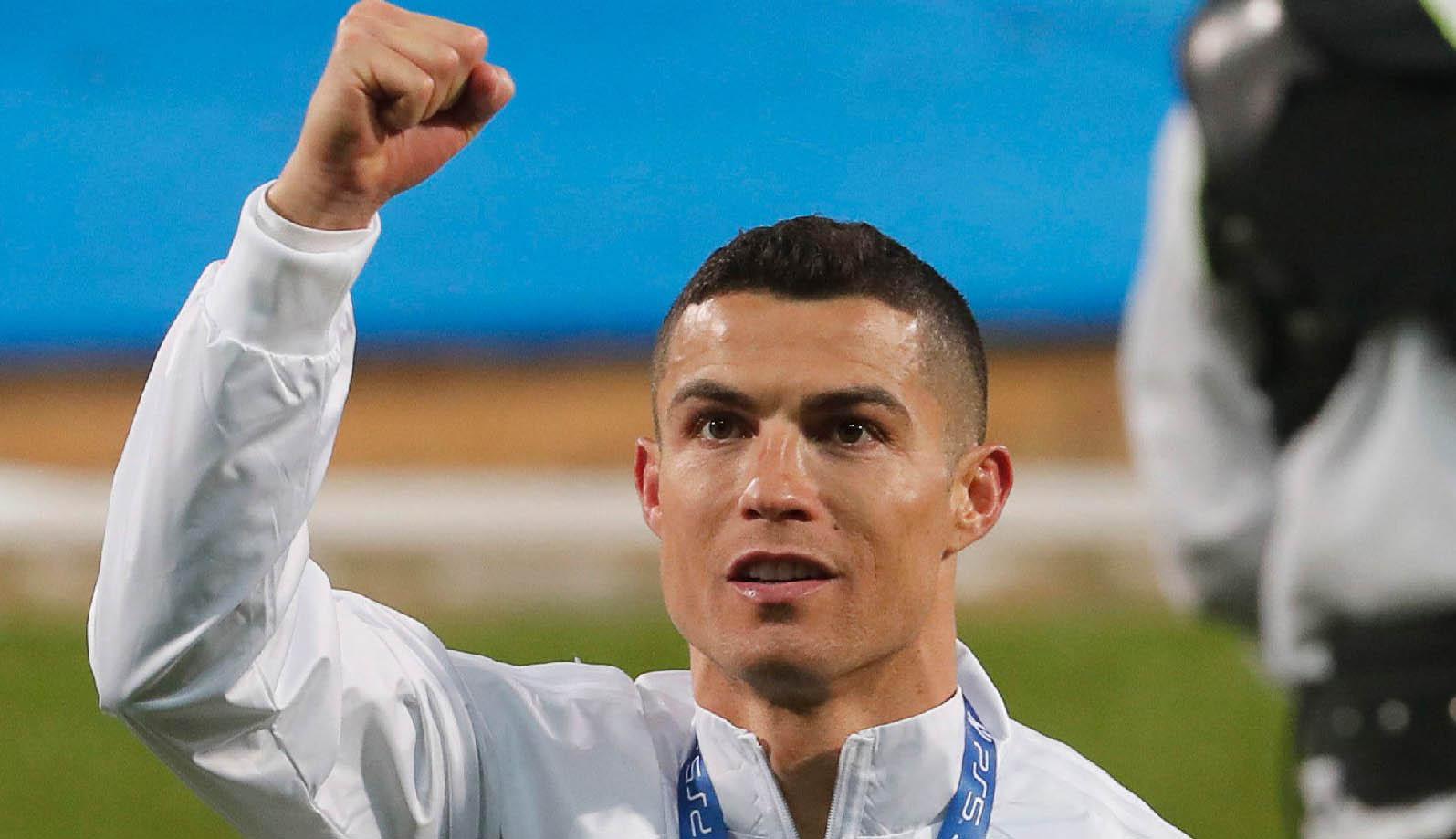 Ronaldo ontja a gólokat