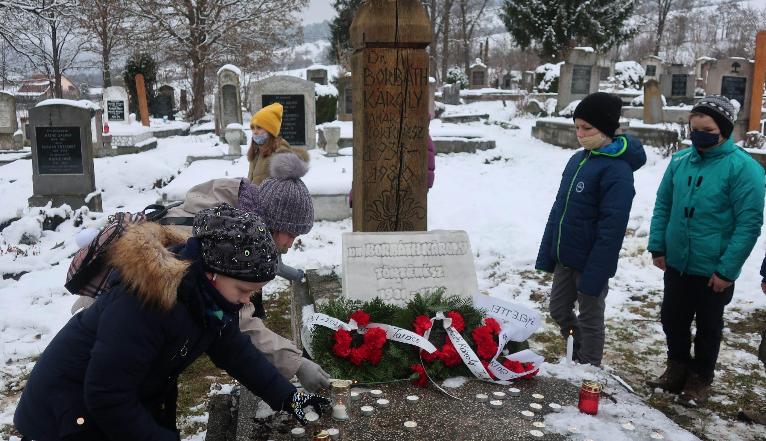 Dr. Borbáth Károlyra emlékeztek