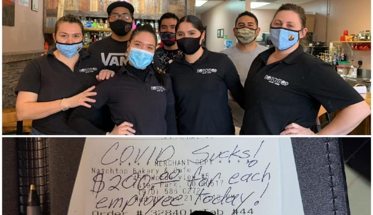 Gigaborravaló a koronavírus-járvány miatt