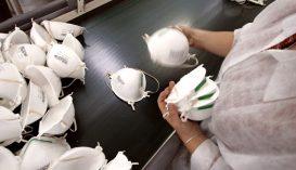 Vírusölő maszkot fejlesztett ki egy francia vállalkozás