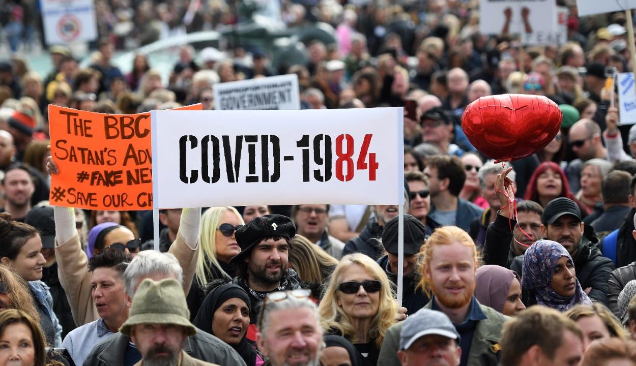 Covid–19, BFF, társadalmi távolságtartás – íme a legelutasítottabb angol szavak