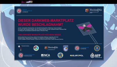 Lekapcsolták a darknet legnagyobb illegális piacterét