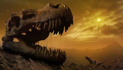 Dinoszauruszcsontok lehetnek a Holdon