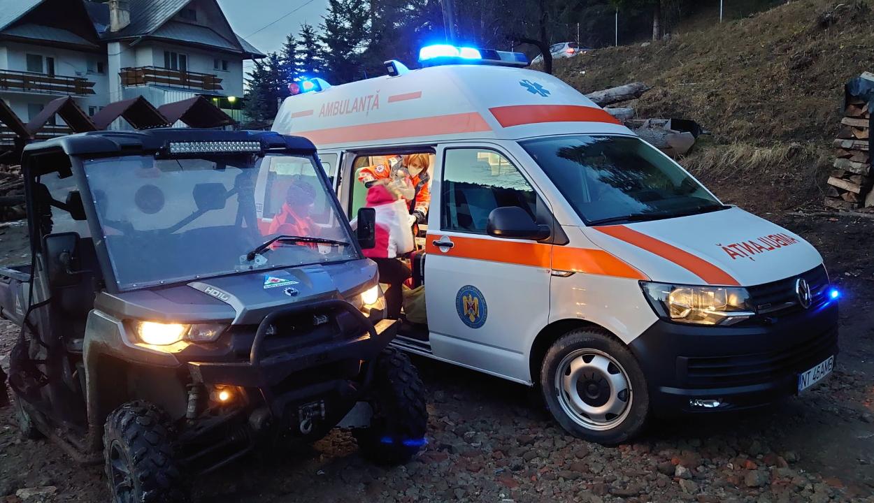 Két éjszakát töltött a szabad ég alatt egy eltévedt turista a Bucsecs-hegységben