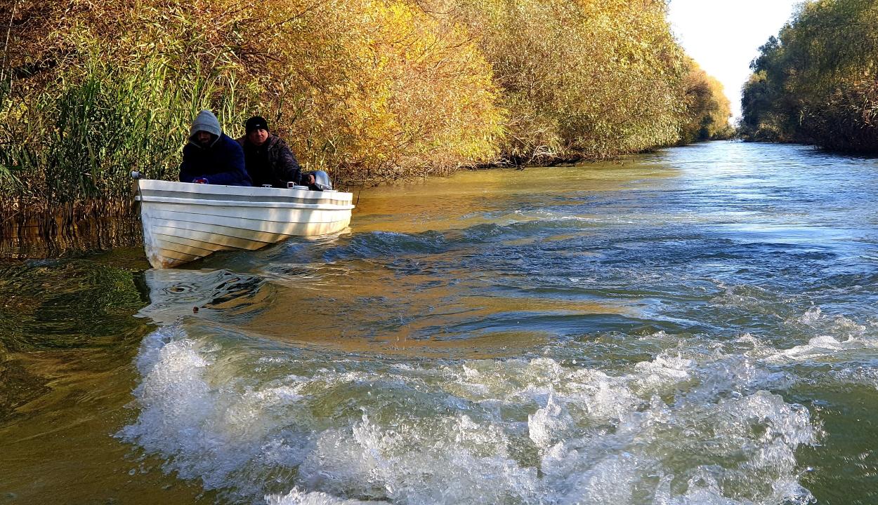 60 napig tilos horgászni a természetes élőhelyeken