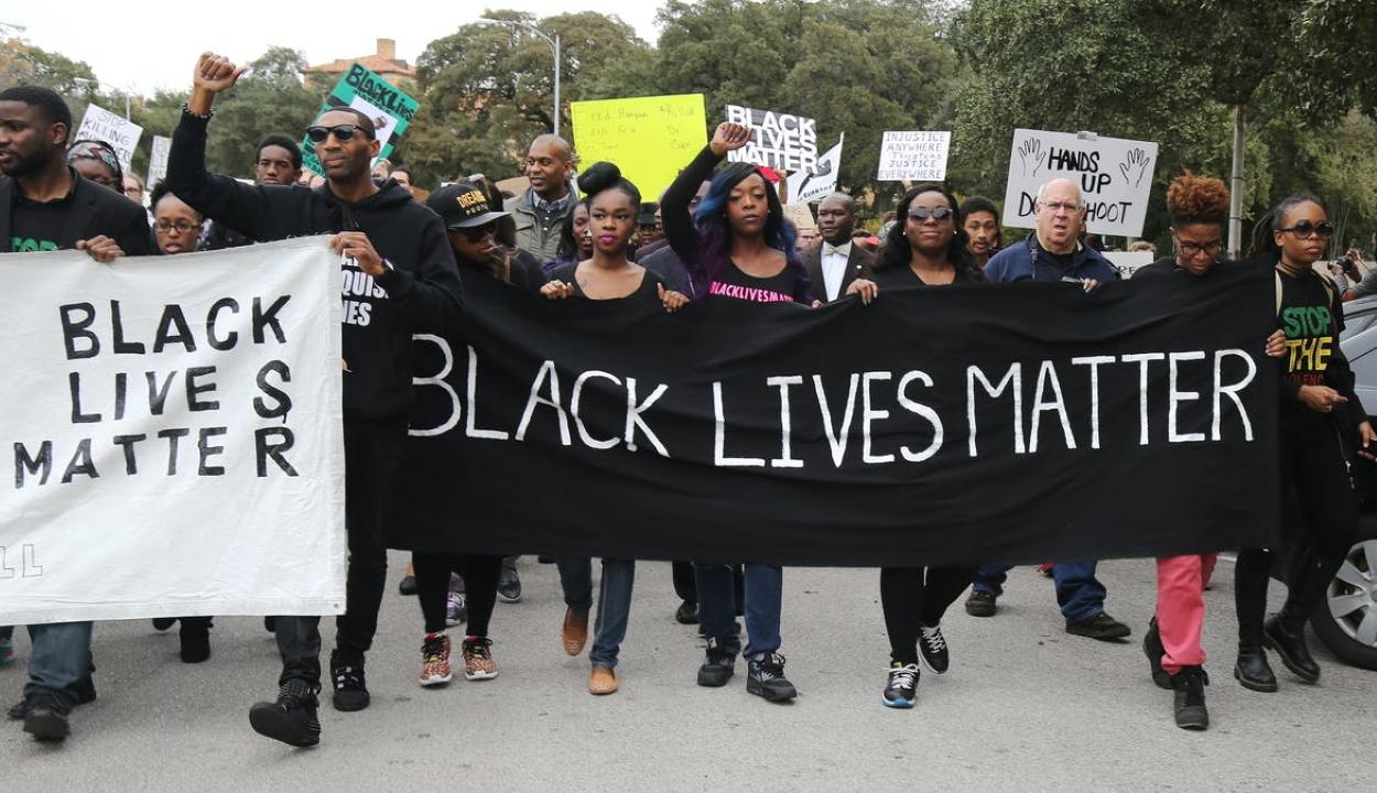 Nobel-békedíjra jelölték a Black Lives Matter mozgalmat