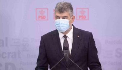 Ciolacu: a kormány képtelen megszervezni az oltáskampányt