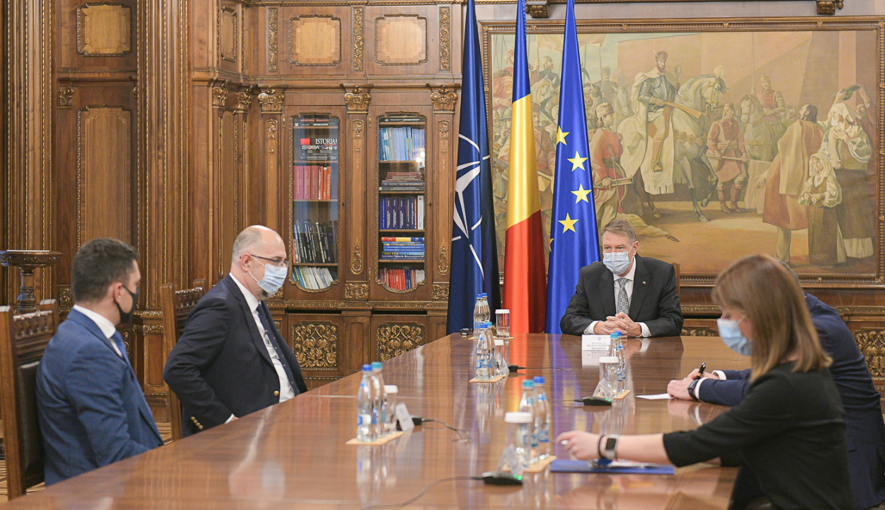 Novák: célunk, hogy 2032-ben Románia a legjobb 15 ország között szerepeljen a sporteredményeken