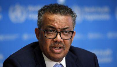 WHO-főigazgató: az igazságtalan vakcinaelosztás elnyújtja a világjárványt