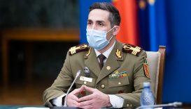 Gheorghiţă: 2,3 millió adag koronavírus elleni oltást kapott Románia március 1-jéig